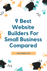 9 Best Website Builders for Small Business Compared